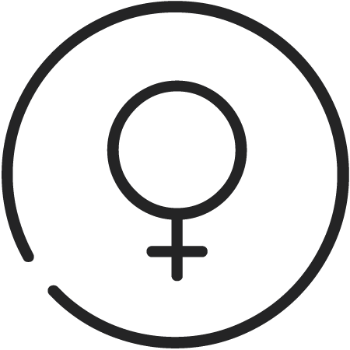 female icon (female symbol)
