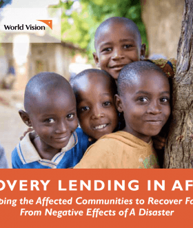 RECOVERY LENDING IN AFRICA