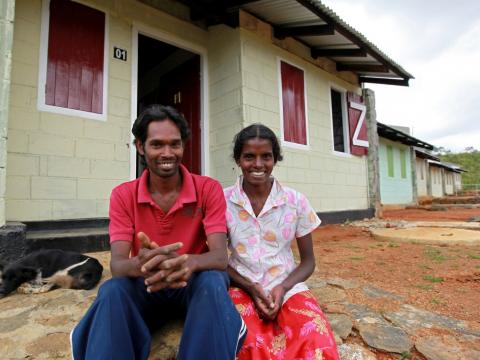 Sri Lanka housing project
