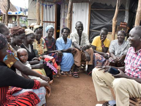 Uganda loan group